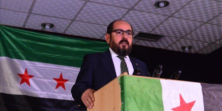 Suriyeli muhaliflerden Rejimin seçim komedisine boykot çağrısı