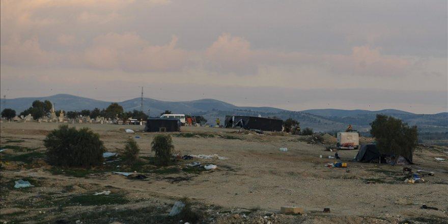 Siyonist İsrail, Filistin köyü Arakib'i 186'ncı kez yıktı