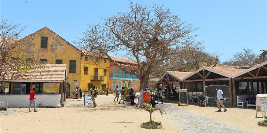 Senegal'deki Goree Adası sömürgeciliğin izlerini taşıyor