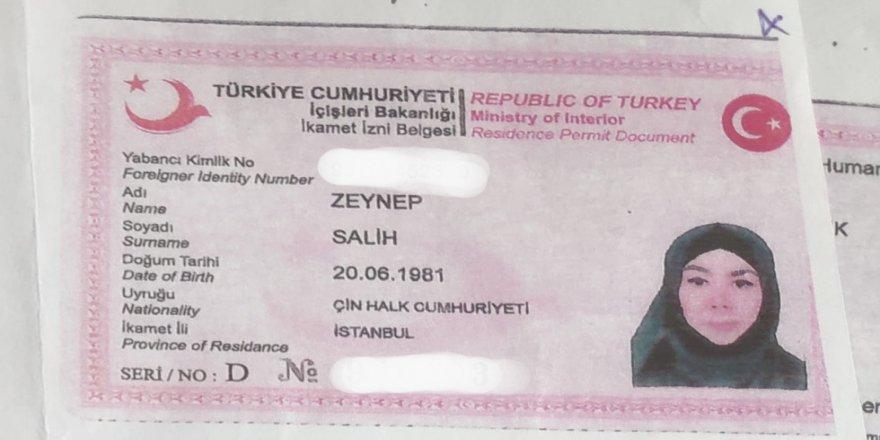Doğu Türkistanlı Zeynep Salih'e gözaltı emrini kim verdi?