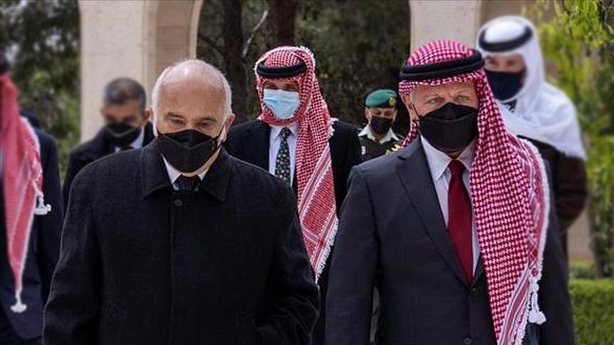 """Ürdün'de """"darbe girişimiyle"""" ilgili soruşturmada 18 kişi gözaltında"""