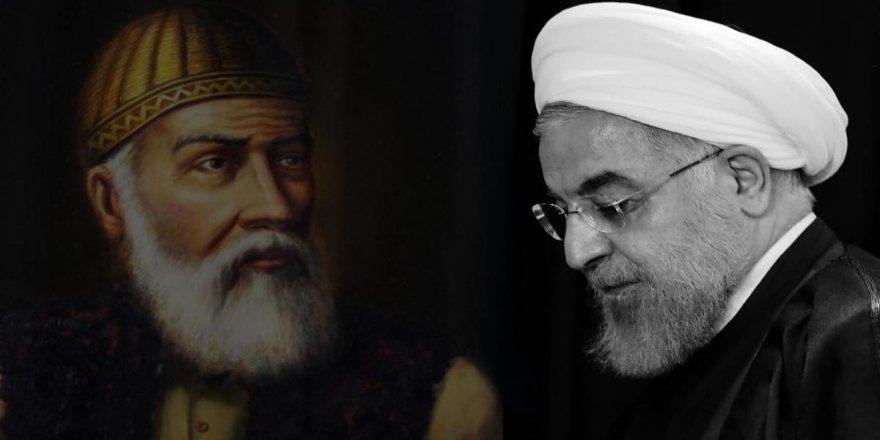 İran binlerce masumu katlederken kimse bu kadar ses çıkarmadı!