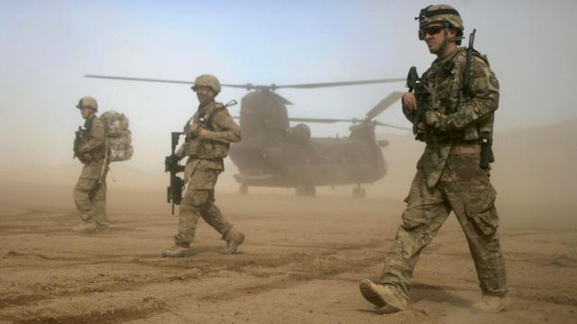 ABD: Afganistan'dan çekilmenin yüzde 50'den fazlası tamamlandı