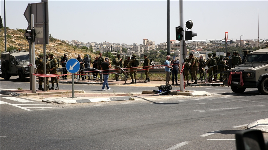 İsrail güçleri Batı Şeria'da 7 Filistinliyi yaraladı