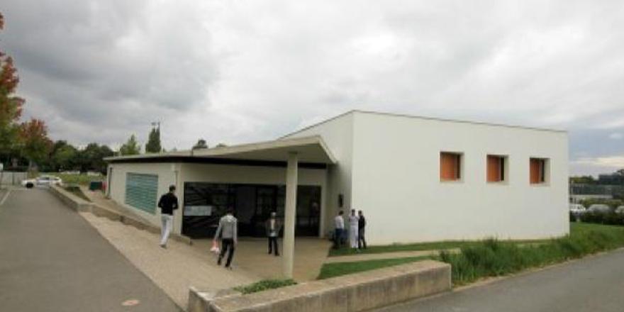 Fransa'nın Rennes kentindeki İbni Sina Camisi ikinci kez İslamofobik saldırıya uğradı