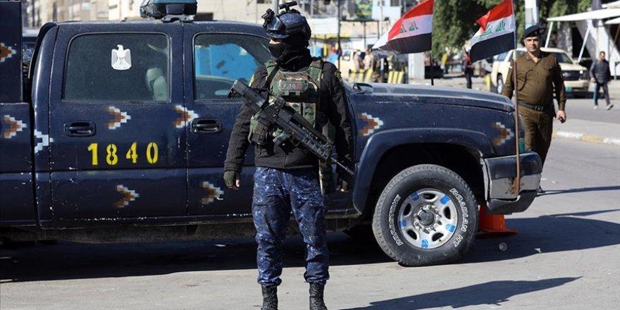 Bağdat'ta askeri aracı hedef alan bombalı saldırıda 4 asker öldü