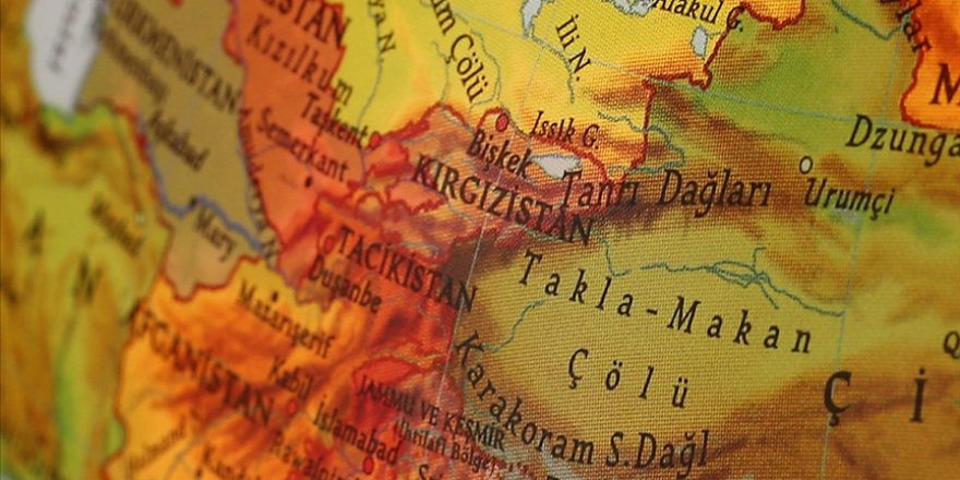 Kırgızistan ile Tacikistan arasında sınır güvenliği gerilimi