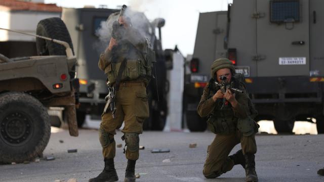 Siyonist İsrail'in vurduğu Filistinli yaşlı kadın vefat etti