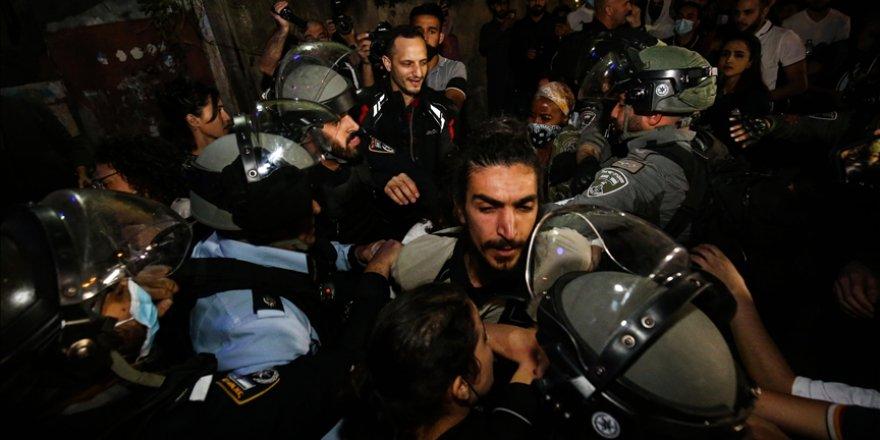 """""""Kudüs'teki İsrail saldırısı sistematik bir Yahudileştirme savaşı"""""""
