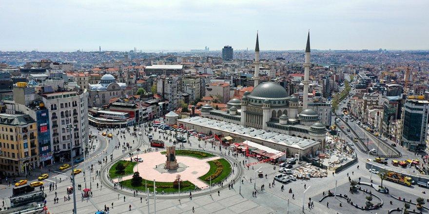 Taksim Camisinin açılışı yine ertelendi