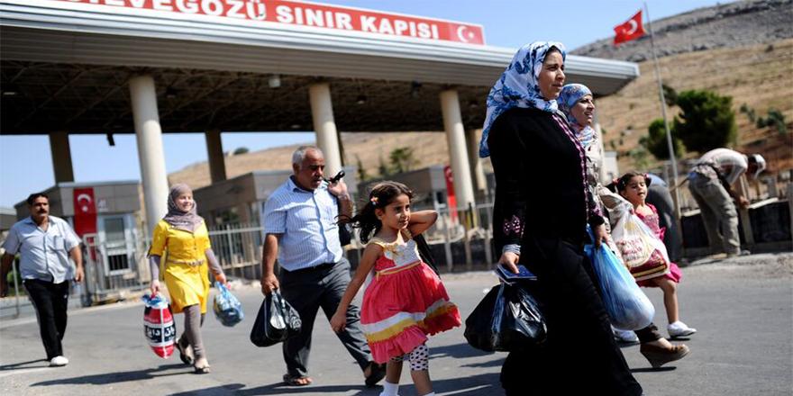 Türkiye'den İdlib'e dönenlerin sayısında artış