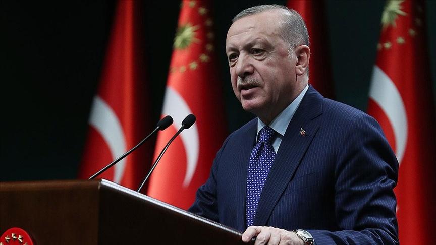 Erdoğan: İsrail'in ilk kıblemiz Mescid-i Aksa'ya yönelik menfur saldırılarını şiddetle kınıyoruz
