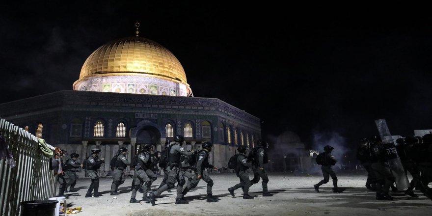 Kudüs hedef değil sonuçtur!