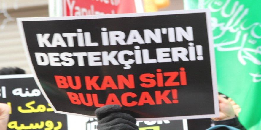 Suriye'de İran'ın aşağılık katliamlarını destekleyen kim varsa paketlenmeli!