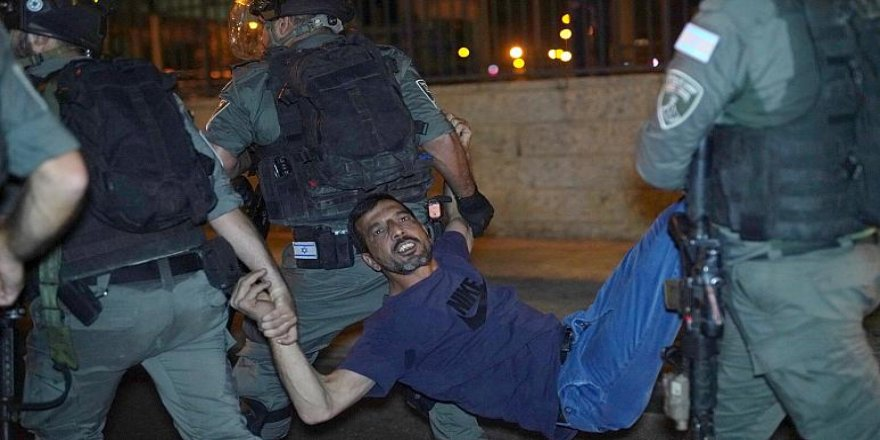 Af Örgütü: İsrail barışçıl protestoculara 'orantısız ve yasa dışı' güç kullanıyor