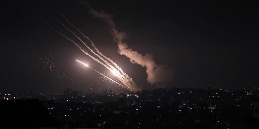 Gazze'den atılan roketler İsrail'in 'Demir Kubbe'sini delerek caydırıcı bir denklem oluşturuyor