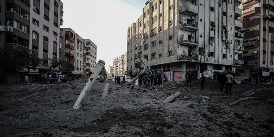 Siyonist İsrail saldırılarının yol açtığı zararın bilançosu açıklandı