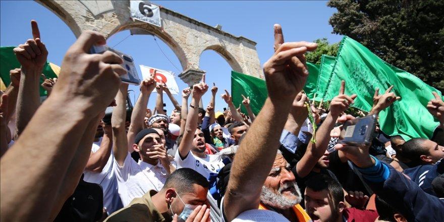 Filistin'de İkinci İntifada'dan bu yana en geniş çaplı ayaklanma yaşanıyor!