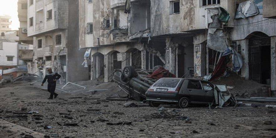 Gazze'de şehit sayısı 192'ye yükseldi