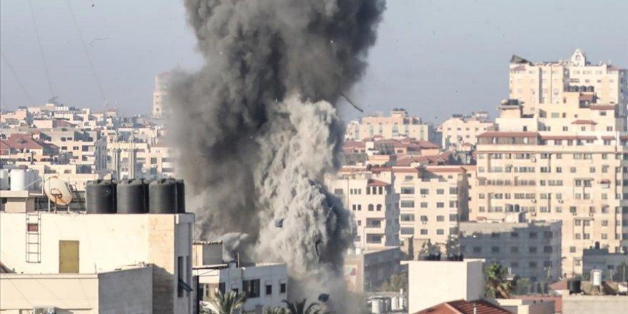 Filistin için tıbbi yardım çağrısı yaptı