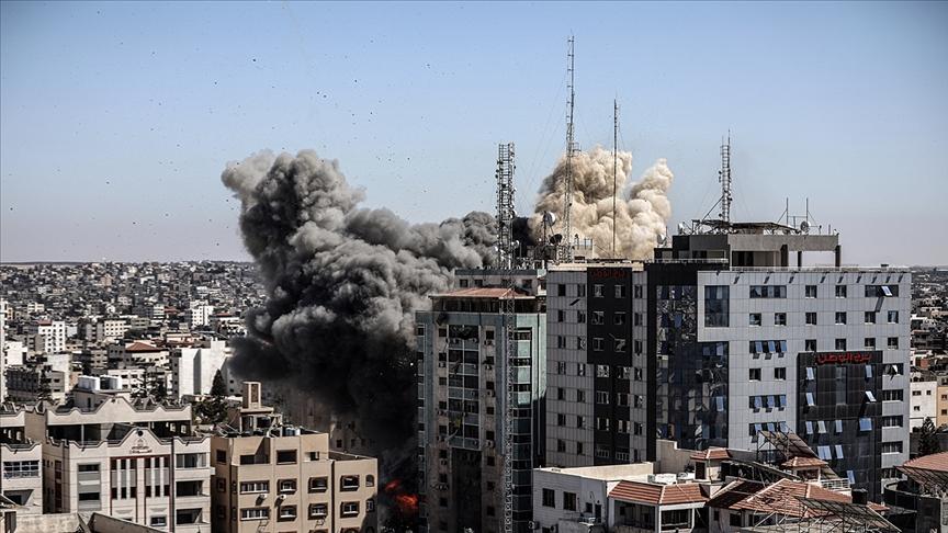 AP Başkanı: İsrail saldırısı karşısında şoke olduk ve dehşete düştük