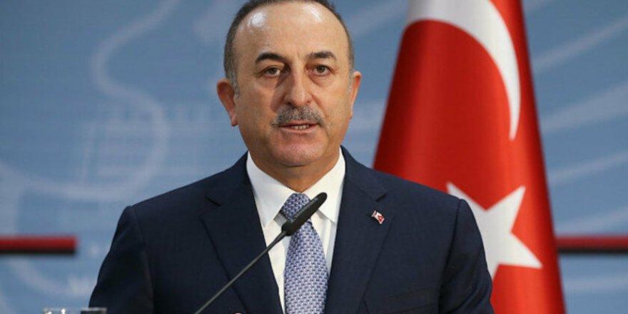 Dışişleri Bakanı Çavuşoğlu'ndan Filistin için uluslararası askeri mekanizma kurulması çağrısı