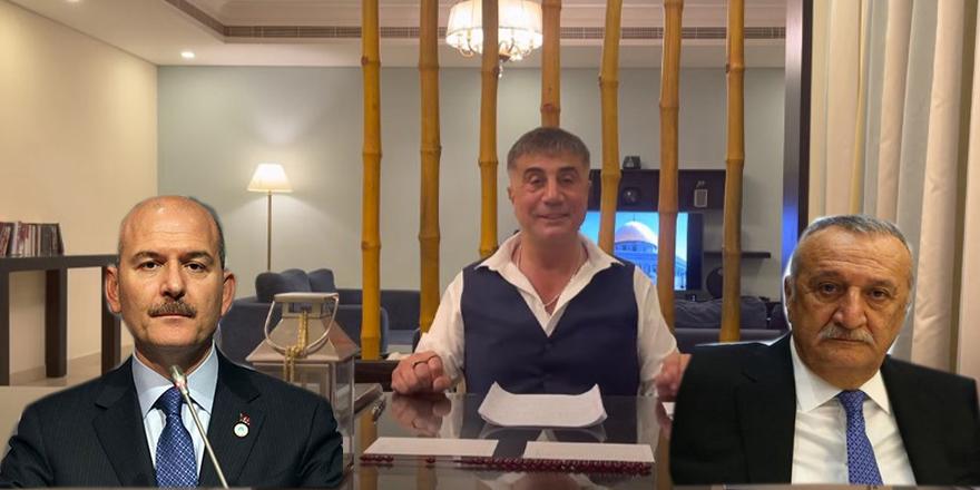 Sedat Peker: Neden soruşturma açmıyorsunuz, delilleri de verdim?