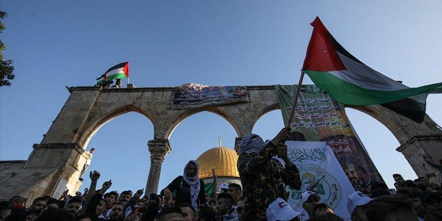 Hamas: Siyonist İsrail'in yaptığı hayali başarı üretme çabası
