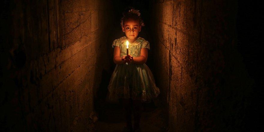 Gazze her an karanlıkta kalabilir