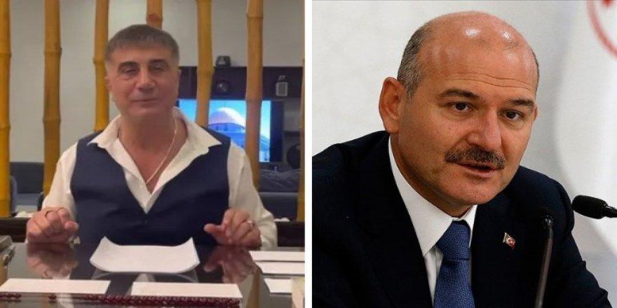 Soylu'dan Sedat Peker açıklaması: Benimle ilgili tüm iddiaları araştırın