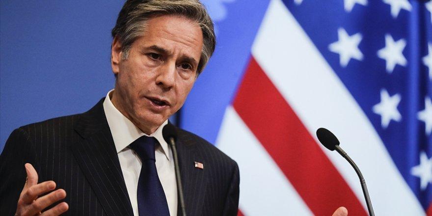 ABD Dışişleri Bakanı Blinken: İsrail'in vurduğu binada Hamas'a dair bir kanıt görmedim