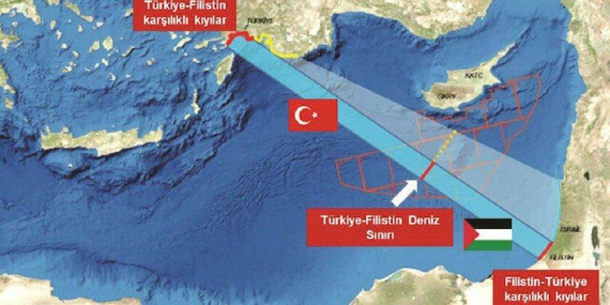 Filistin için Libya modeli önerisi: 'Deniz yetki anlaşması dengeleri değiştirebilir'