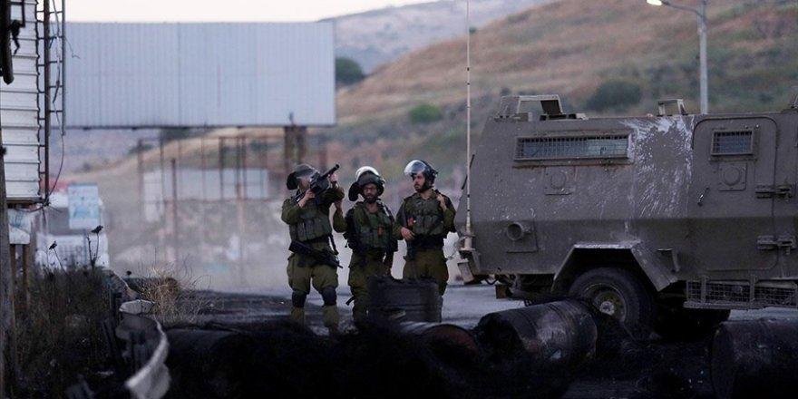 İşgal güçleri Batı Şeria'daki gösterilere müdahale etti: 13 yaralı