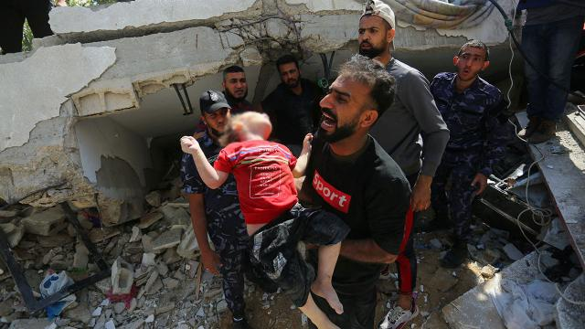 Siyonist İsrail 20 yılda 3 binden fazla çocuğu katletti