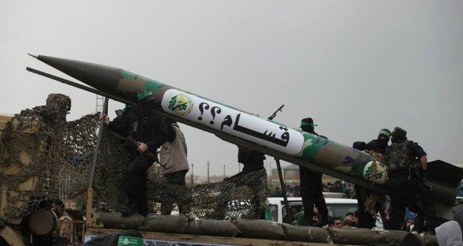 Meğer Hamas'a en büyük füze yardımını İsrail yapmış!