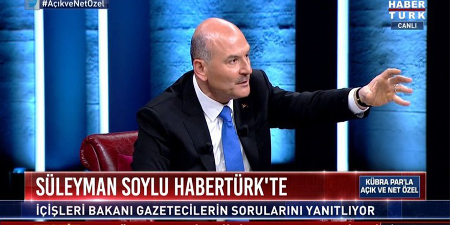 AK Parti'de Süleyman Soylu tartışması