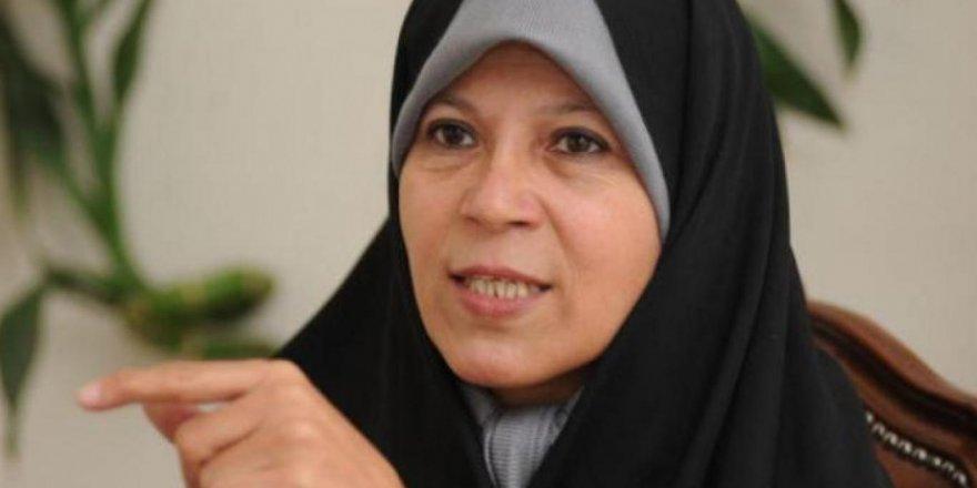 Faize Rafsancani: Tahran rejimi Filistin'i istismar ediyor