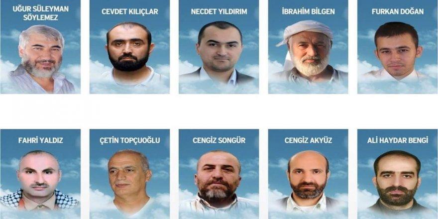 Siyonist İsrail'in Mavi Marmara saldırısının üzerinden 11 yıl geçti