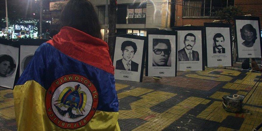 Kolombiya'da hükümet karşıtı protestolarda 33 günde 48 kişi hayatını kaybetti