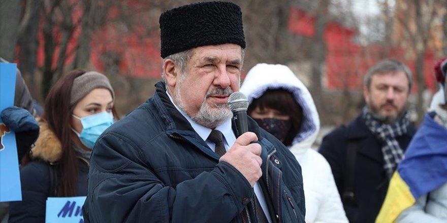 Rus mahkemesi Kırım Tatar Milli Meclisi Başkanı Çubarov'a 6 yıl hapis cezası verdi