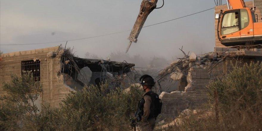 Siyonist İsrail, Filistin köyü Arakib'i 188'inci kez yıktı