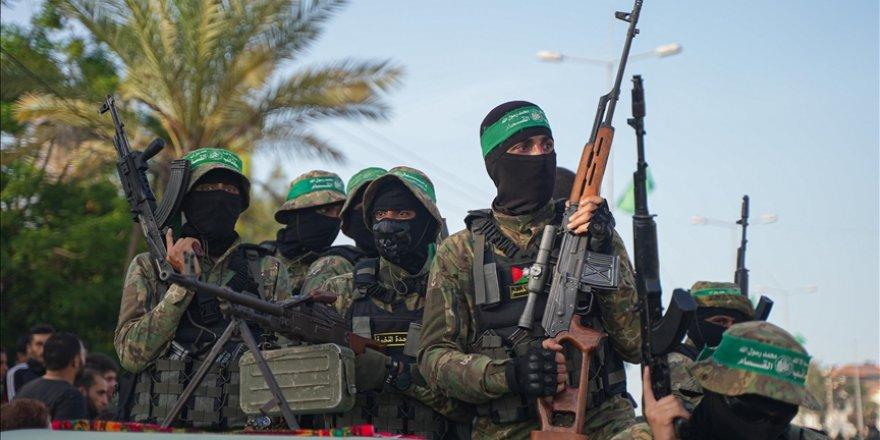 Kassam Tugayları'nın esir takası için elinde tuttuğu İsraillilerden ikisi asker