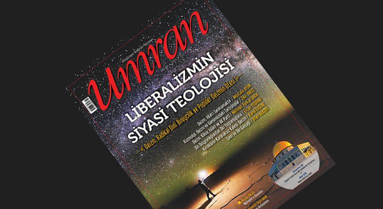 Umran Dergisi'nin Haziran 2021 sayısı çıktı!...