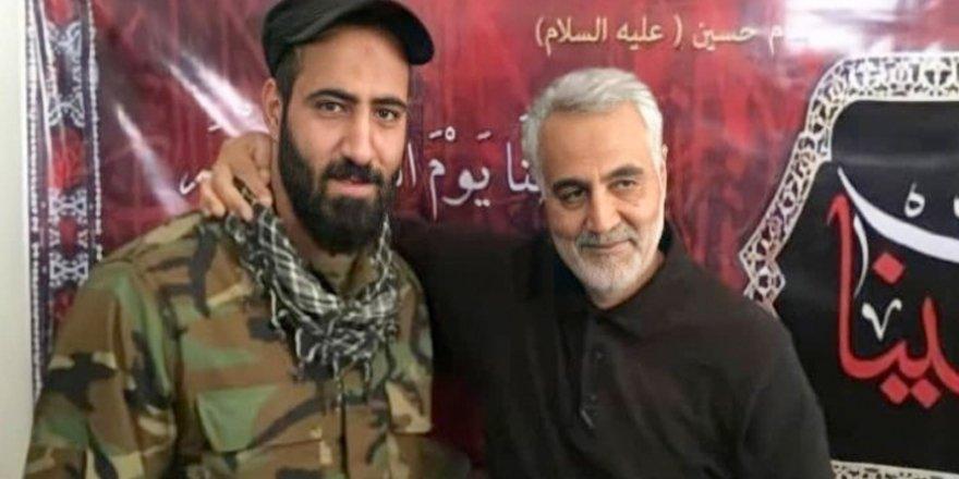 Halep kasabı Kasım Süleymani'nin yoldaşı Suriye'de öldürüldü!