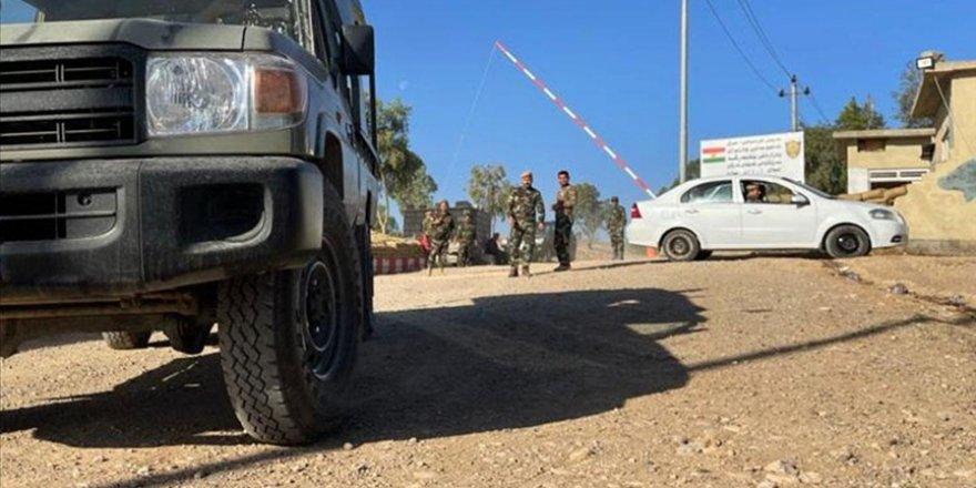 PKK Duhok'ta Peşmerge güçlerine saldırdı: 1 ölü