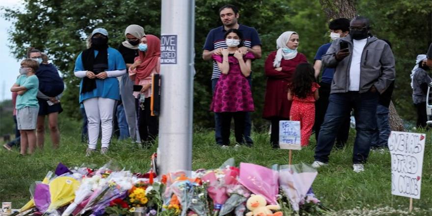 Kanada'da aynı aileden 4 müslüman araçla ezilerek katledildi