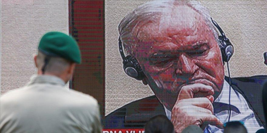 'Bosna Kasabı'nın cezasının onanması Balkan medyasında geniş yer buldu