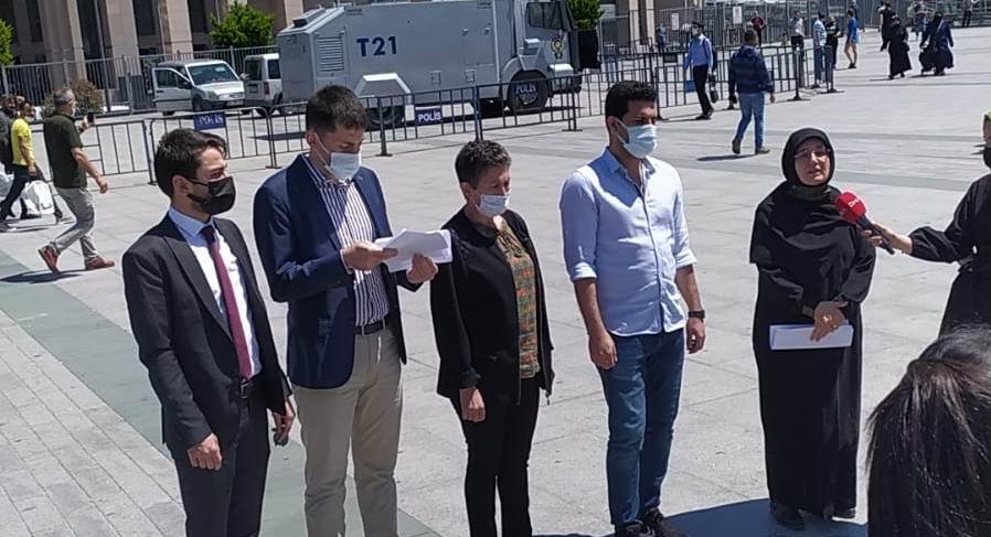 Mehmet Ali Öztürk'ün avukatları: KumpasıABD ile BAE beraber kurdu