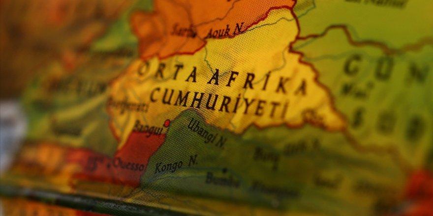 Orta Afrika Cumhuriyeti Başbakanı istifa etti