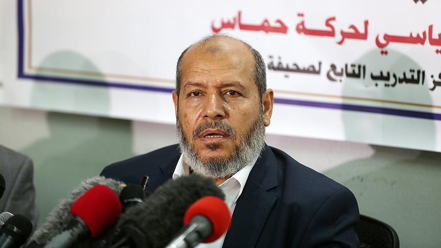 Hamas: Ateşkesin devam etmesi için Gazze bir an önce imar edilmeli